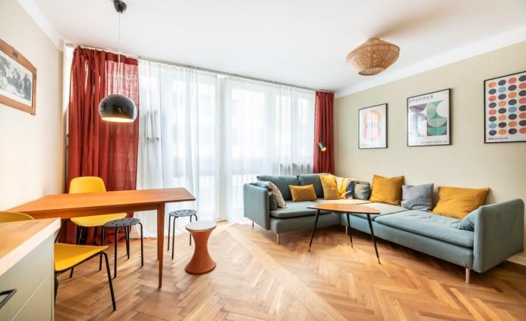 mieszkanie na wynajem - Warszawa, Wola